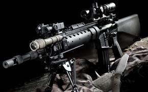 Картинка тюнинг, BCM, Марксманская винтовка, Mod 0 Rifle, Mk12
