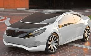 Картинка car, concept, kia, ray