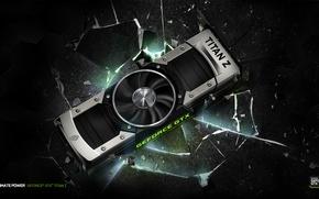 Картинка GTX, Nvidia, GeForce, Titan Z