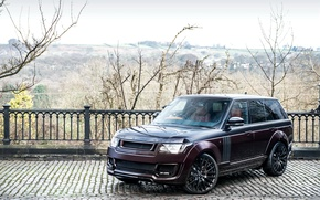 Обои Project Kahn, Land Rover, Range Rover, ленд ровер, рендж ровер