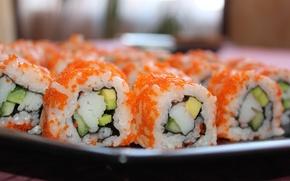 Картинка япония, еда, sushi, суши