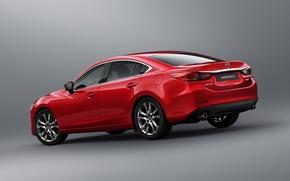 Картинка Мазда, Седан, Mazda 6