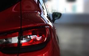 Картинка Clio, Car, Renault 2012