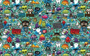 Картинка desktop, wallpaper, ice, art, media, Jared Nickerson, tv