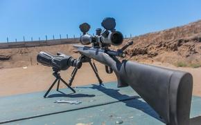 Картинка оружие, винтовка, снайперская, Remington 700