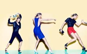 Картинка фотосессия, бренд, Karlie Kloss, Tamara Mellon