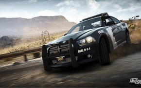 Картинка Dodge, SRT8, Need for Speed, nfs, Charger, 2013, Rivals, NFSR, нфс