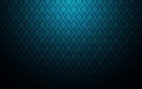 Обои синий, узоры, фон, текстуры