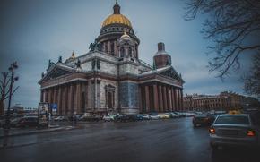 Картинка Питер, Исаакиевский собор, Санк-Петербург