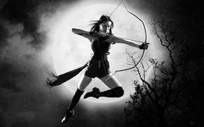 Картинка Женщина, Jamie Chung, Sin City:A Dame to Kill For, ради которой стоит убивать