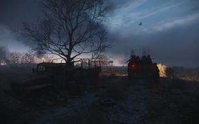 Картинка игры, T-72, Arma 3, Arma, BTR, MI-8, Arma III, Денис Фоменко