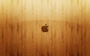Картинка полоски, дерево, apple