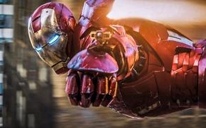 Картинка 2012, Iron Man, The Avengers, Железный Человек