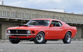 Картинка Mustang, Boss, 429