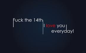 Обои love, любовь, forever, всегда, 14th