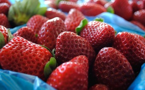 Картинка ягоды, еда, клубника, обои от lolita777, порция