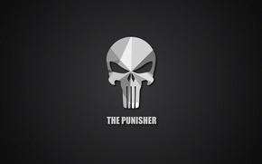 Картинка Punisher, Marvel, Марвел, Каратель, Frank Castle, Фрэнк Касл
