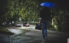 Картинка дождь, фотограф, погода, photography, photographer, Ilya Klad, Илья Кладь