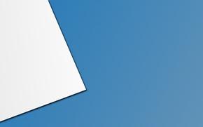 Картинка белый, фон, голубой, текстура, геометрия