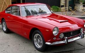 Картинка Ferrari, California, 1962, 250 GTE
