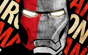 Картинка marvel, iron man, comic
