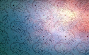 Обои цветы, фон, обои, узор, текстура, texture