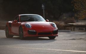 Картинка 911, Porsche, red, сток
