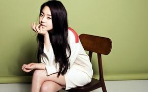 Картинка девушка, музыка, азиатка, Южная Корея, k-pop, sohee, wonder girls