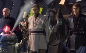 Картинка Звездные войны, герои, сага, STAR WARS