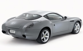 Картинка Ferrari, Zagato, 575, GTZ