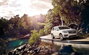 Картинка Volvo Wallpaper, Volvo XC90, Volvo HD Wallpaper