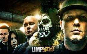 Обои рэпкор, limp bizkit, группа
