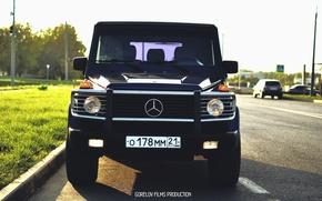Картинка Mercedes-Benz, фотограф, photography, photographer, Geländewagen, GORELOV FILMS PRODUCTION