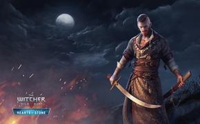 Картинка The Witcher, CD Projekt RED, The Witcher 3: Wild Hunt, The Immortal, Olgierd von Everec, …