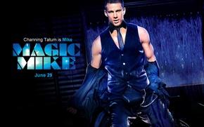 Картинка Модель, Танцор, Продюсер, Channing Tatum, Ченнинг Татум, Magic Mike, Американский Актёр