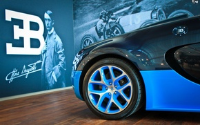 Картинка Bugatti, Veyron, Этторе Бугатти, Grand Sport Vitesse, Ettore Arco Isidoro Bugatti, Основатель Бугатти