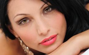 Картинка взгляд, девушка, макияж, photographer, Giovanni Zacche, личко