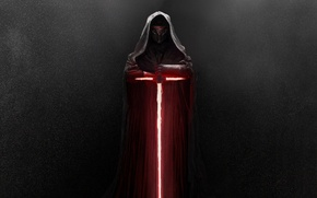 Обои Episode VII, Lightsaber, Star Wars: Episode VII The Force Awakens, Star Wars, Kylo Ren
