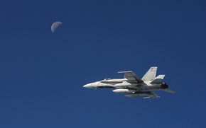 Картинка оружие, самолёт, CF18