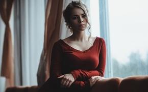 Картинка девушка, фотограф, локон, Алексей Морозов