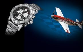 Картинка Часы, самолёт, Breitling, Сolt