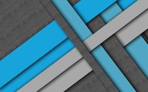 Картинка линии, полосы, серый, голубой, текстура