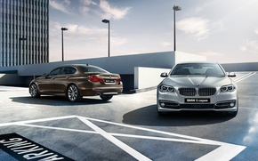 Картинка 2015, Sedan, F10, седан, 5 series, BMW, бмв