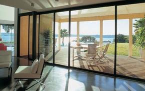 Картинка стиль, интерьер, дом, вилла, жилое пространство, дизайн