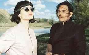 Картинка ретро, фото, пленка, pop, indie, french, The Dø, the do, Olivia Merilahti, Dan Levy