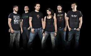 Обои Deadlock, metalcore, melodic death metal, death metal, MDM