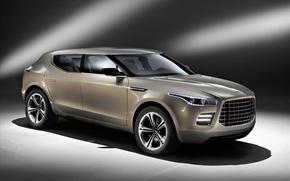 Обои Aston Martin, концепт, Lagonda