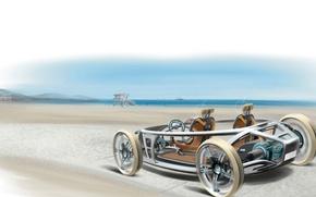 Картинка Concept, Toyota, LRV