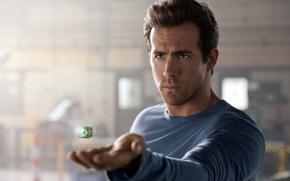 Картинка Райан Рейнольдс, Ryan Reynolds, Green Lantern, Зеленый Фонарь, Hal Jordan