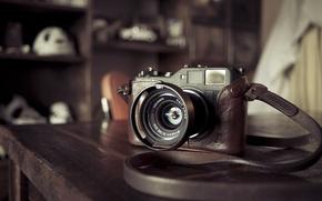 Картинка Canon, room, lens